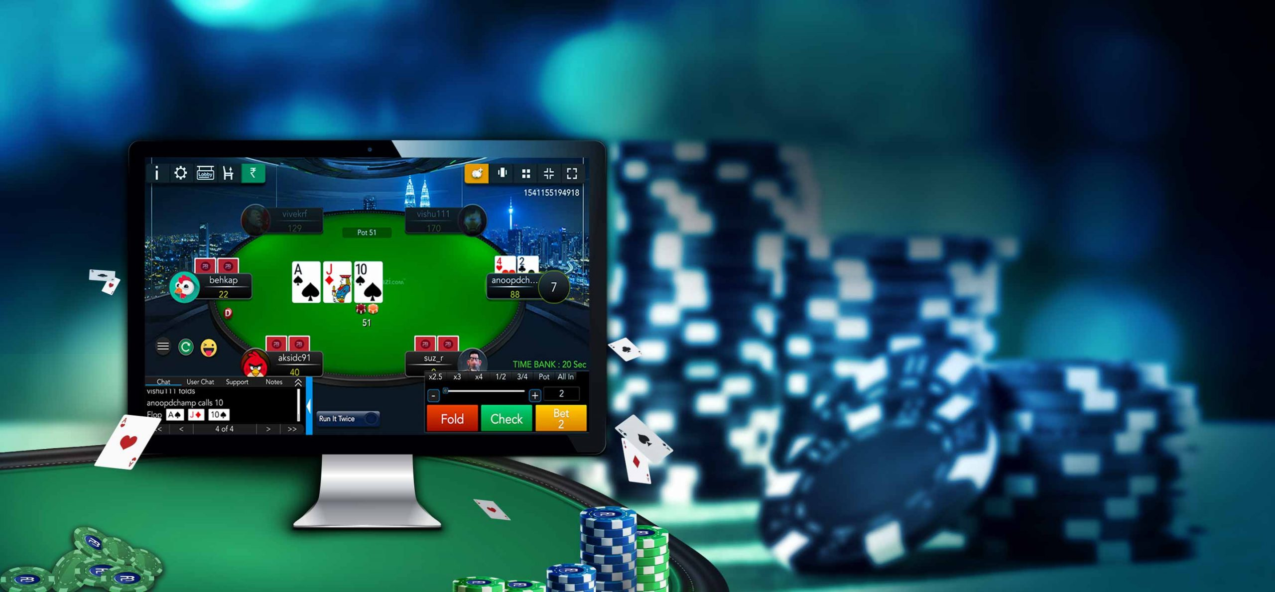 Free Poker Online Card Games – Practice Makes Perfect!