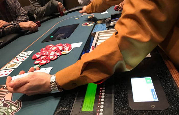 Experience something different with casino game